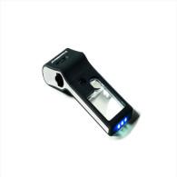 "Leuchtturm ""6-in-1"" LED Pocket Magnifier: 3X / 10X / 15X LED Microscope / LED Lamp / UV Lamp / Pen - Materiaal"