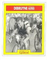 Vélo, Champion, Tour De France, Carpano, Debruyne -Image 10 X 12 Cm- (P280) - Cyclisme