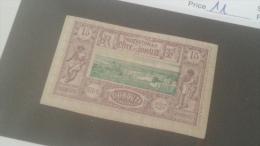 LOT 240564 TIMBRE DE COLONIE SOMALIS NEUF* N�11 VALEUR 25 EUROS