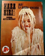 Hara Kiri N° 67 Mars 1967 -  Le Journal Bête Et Méchant -  Très  Bon état - Humor