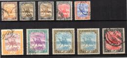 Soudan Entre  N°  23 & 39   Neuf  X Et Oblitéré  Cote Y&T  25,00  €uro  Au Quart De Cote - Soudan (1954-...)