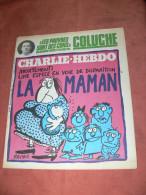 CHARLIE HEBDO 1979   N° 464  COUVERTURE  AVORTEMENT  /   CABU /  WOLINSKI /  REISER / GEBE ETC ... - Magazines Et Périodiques