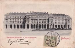 HONGRIE / BUDAPEST - JGAZSAGÜGYI MINISTERIUM - Hongarije
