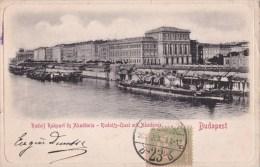 HONGRIE / BUDAPEST - RUDOLF RAKPART ES AKADEMIA - Hongarije