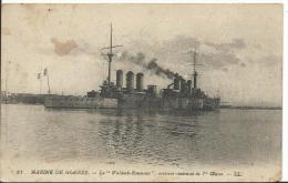 BATEAUX - Marine De Guerre - LE WALDEK ROUSSEAU - Croiseur Cuirassé - Guerra