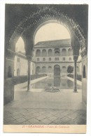POSTAL GRANADA - Granada