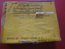 Communion solennelle juin 1956 Var 83 Bobine Film Amateur sc�ne localis�e Kodak 8 mm cin�matographie envoi postal EMA
