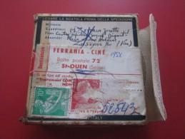 LASEYNE SUR MER  1958 Bobine Film Amateur sc�ne localis�e Kodak 8 mm cin�matographie envoi postal EMA