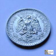 México - 1 Peso - 1924 - México