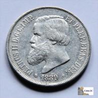 Brasil - 2000 Reis - 1889 - Brasil