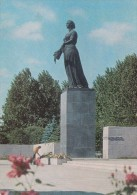 USSR Russia Leningrad Monument Motherland 1978 - Monuments