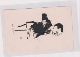 N. POLITIS Nice Postcard - Personaggi