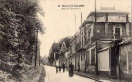MARNES-LA-COQUETTE RUE DES RESERVOIRS - Non Classés