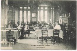 MONS Deutsches Heim Lesezimmer