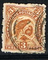 Nouvelle Zélande, N° YT. 74 Oblitéré. - 1855-1907 Crown Colony