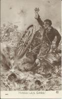 HARDI LES GARS! ILLUSTRATEUR: C. JANKOWSR, 1914 - Guerra 1914-18