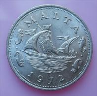 Malta 10 Cents 1972 - Malta