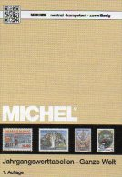 Jahrgangswert-Tabellen MlCHEL Katalog 2015 New 20€ Wert An Briefmarken Der Welt 300 Country Stamp Catalogue Of The World - Audio Books
