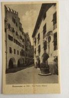 BRESSANONE  VIA  PORTICI MINORI VIAGGIATA F.P - Bolzano (Bozen)