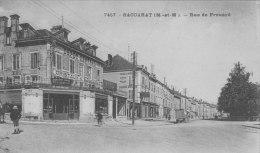 Baccarat (m.-et-m.) - Rue De Frouard - Baccarat