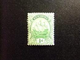 BERMUDA - BERMUDES - GRAND VOILIER - 1910 - Yvert Nº 39 * MH - Bermudas