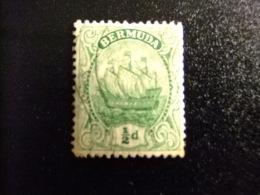 BERMUDA - BERMUDES - GRAND VOILIER - 1910 - Yvert Nº 39 º FU - Bermudas