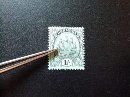 BERMUDA - BERMUDES - GRAND VOILIER - 1910 - Yvert Nº 46 * MH - Bermudas
