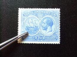 BERMUDA - BERMUDES - TERCENTENARY  OF REPRESENTATIVE INSTITUTIONS  - 1921 - Yvert Nº 56 * MH - Bermudas