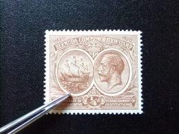 BERMUDA - BERMUDES - TERCENTENARY  OF REPRESENTATIVE INSTITUTIONS  - 1921 - Yvert Nº 58 * MH - Bermudas