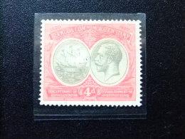 BERMUDA - BERMUDES - TERCENTENARY  OF REPRESENTATIVE INSTITUTIONS  - 1921 - Yvert Nº 62 (*) - Bermudas