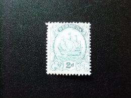 BERMUDA - BERMUDES - GRAND VOILIER   - 1922 - Yvert Nº 76 * MH - Bermudas