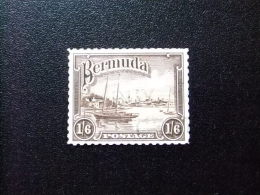 BERMUDA - BERMUDES - PORT HAMILTON - 1936 - Yvert Nº 100 º FU - Bermudas