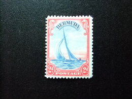 BERMUDA - BERMUDES - LUCIE ( Yacht ) - Yvert Nº 107 * MH - Bermudas