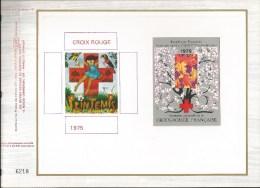 FDC De La CEF, Croix Rouge , Timbres   De 1969 à 76 - FDC