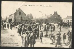 LES LAUMES Le Champ De Foire Venarey Les Laumes Blanche éditeur Côte D'Or 1917 - Venarey Les Laumes