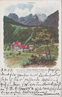 AK - Fulpmes - Hotel Stubai  1905 - Innsbruck