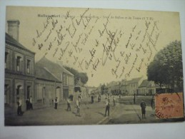 Hallencourt : Grande Rue Jeux De Ballon Et De Tamis (STH) - France