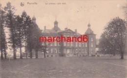 Belgique Marneffe Le Chateau Coté Nord  éditeur Nels - Burdinne
