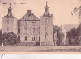 OULHAYE : Château - Saint-Georges-sur-Meuse