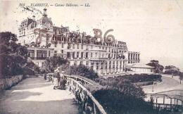 (64) Biarritz - Casino Bellevue - Coin Abimé En Haut à Droite - 2 SCANS - Biarritz