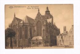 Poperinghe - Poperinge Sint Bertens Kerk  Uitg: Gebr. Dupont
