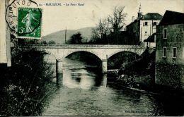 N°2179A -cpa Mauléon -le Pont Neuf- - Mauleon