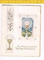 26697 Ter Herinnering Aan Uw Heilige Communie - Kommunion