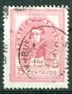Argentinien 5 C. Gest. General TGST 1949 - Argentinien
