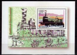 Equatorial Guinea - 2007 Trains.Railways.locomotive.stamps And Block.MNH - Equatorial Guinea