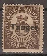 Tanger 114 ** Cifra. 1939 - Spanish Morocco