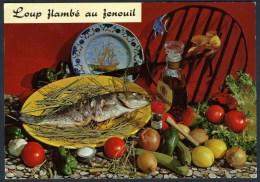 """CPM  """"Loup Flambé Au Fenouil"""" - Recetas De Cocina"""