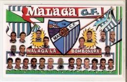 CALENDARIO DEL AÑO 1999 DEL MALAGA (CALENDRIER-CALENDAR) FUTBOL-FOOTBALL - Formato Piccolo : 1991-00
