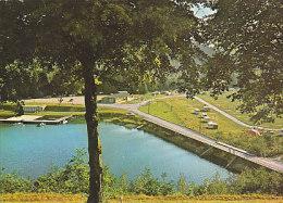 Neufchateau - Le Camping Et Le Lac - Neufchâteau