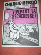 CHARLIE HEBDO 1995    N° 136   CHIRAC BALLADUR  /   RENAUD /   CABU /  WOLINSKI / SINE /  REISER / GEBE ETC ... - Magazines Et Périodiques